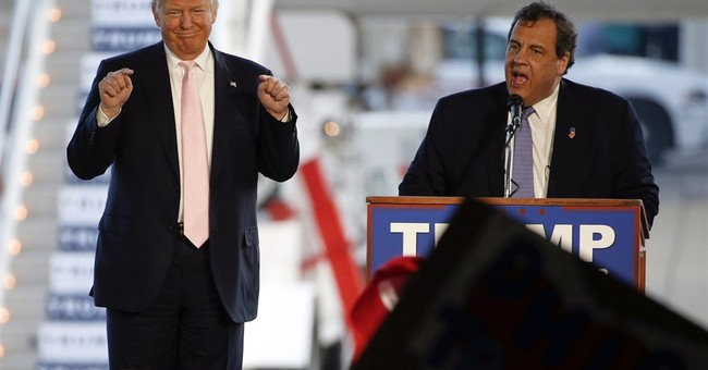 Christie: I planned to miss cop funeral, Trump event or not