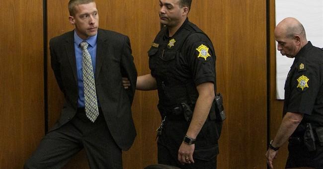 White ex-trooper guilty in shooting of unarmed black man