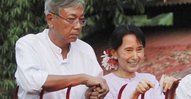 Myanmar's president to be selected Tuesday