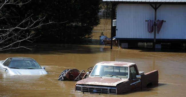 Rising rivers, bayous force Texas residents to evacuate