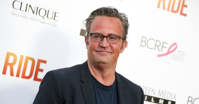 Matthew Perry to portray Ted Kennedy in new Reelz miniseries