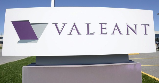 Valeant reports 4Q loss