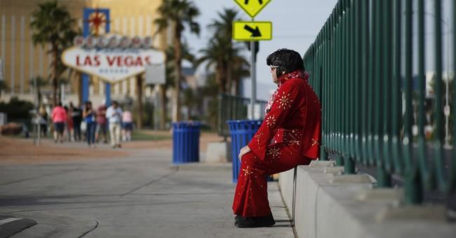 Still 'Viva Las Vegas' for Elvis Presley? Less so lately