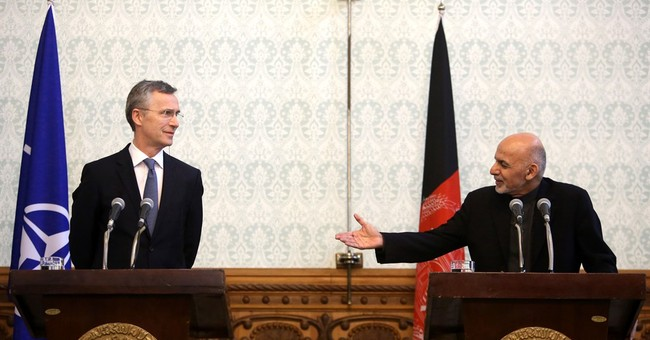 Afghan president: IS group is 'on the run' in Afghanistan