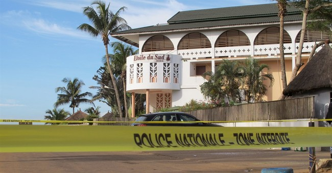 Holidaymakers were slow to comprehend Ivory Coast attack