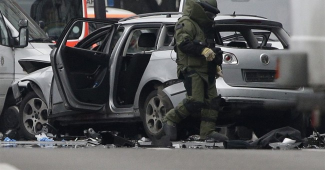 Police suspect bomb caused car explosion in Berlin, 1 killed