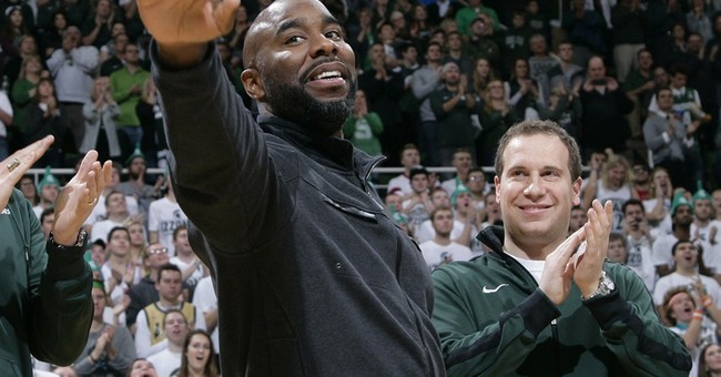 Ex-basketball star Mateen Cleaves charged with sex assault