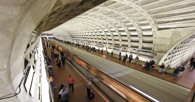 Subway safety shutdown makes for a very long day in capital