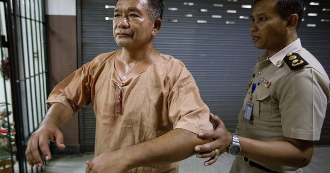 Thailand begins major human trafficking trial