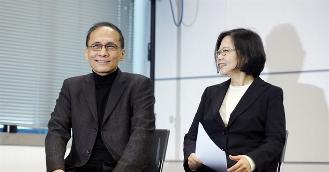 Former finance minister named Taiwan future premier