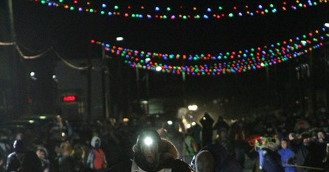 Nome gives every musher a hero's welcome