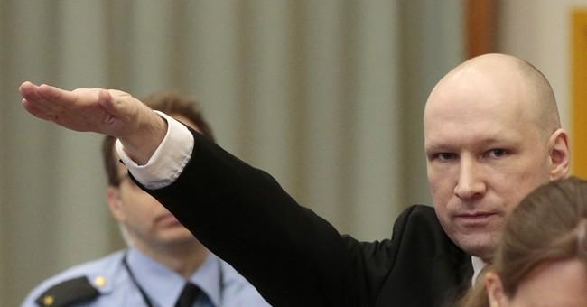 Breivik sought contact from Norway with Aryan Brotherhood