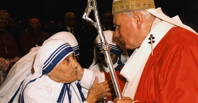 Pope says Mother Teresa to be made a saint on Sept. 4