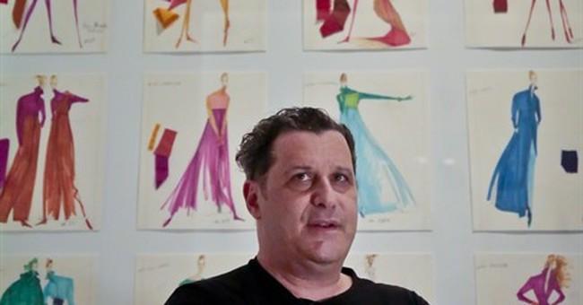 Isaac Mizrahi says new show a survey, not a 'retrospective'