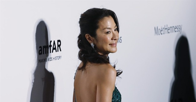 Michelle Yeoh named UN Goodwill Ambassador
