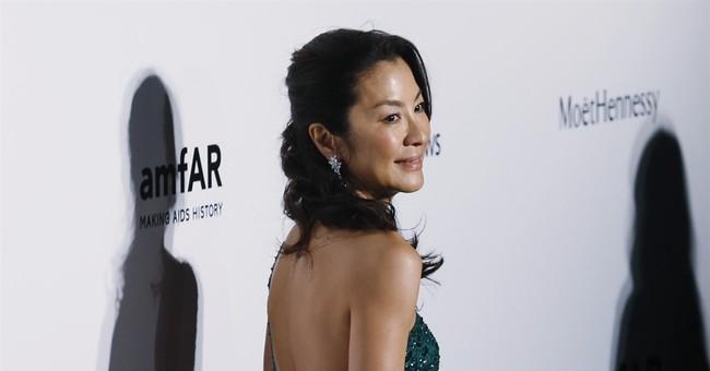 Michelle Yeoh named UN Goodwill Ambassador