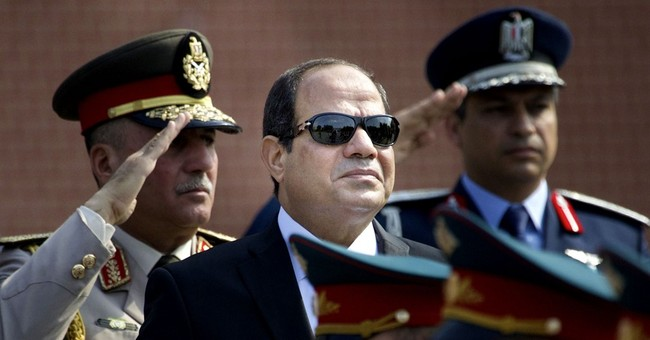 Egypt's president under unusually stinging criticism at home
