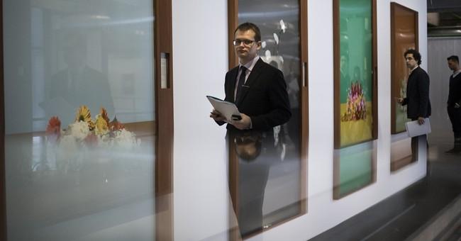 Rosatom and American artist collaborate for art exhibit