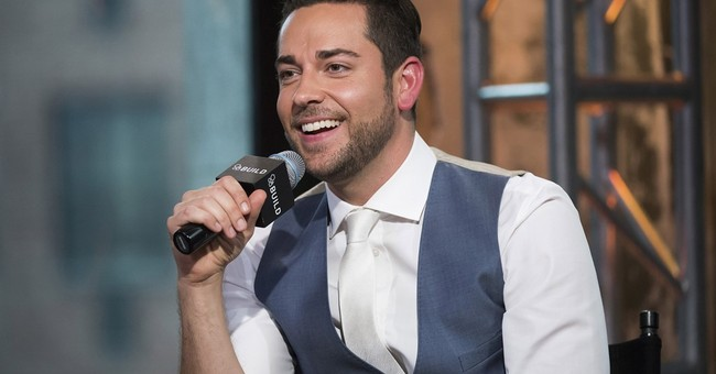Ex-'Chuck' star Zachary Levi takes the long way to Broadway