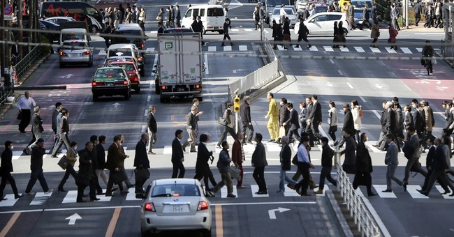 Japan reports biggest trade surplus in over 4 years in Feb