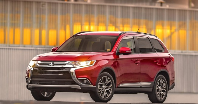 Outlander's value pricing shows in some of the details