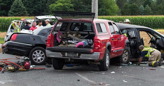 Limo driver charged in wine country crash that killed 4