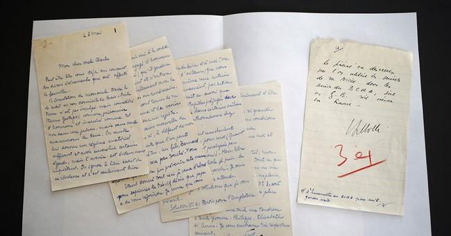 French historians unveil WWII secret services' archives