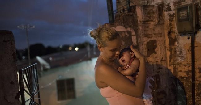 Women with Zika in Tahiti had 1 percent birth defects risk