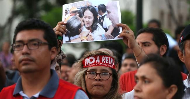 Peru opens vote-buying probe against Keiko Fujimori