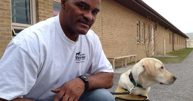 Prison dog programs: Lots of love but lack of standards