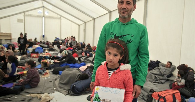 Refugee child's drawings trace harrowing journey to Europe