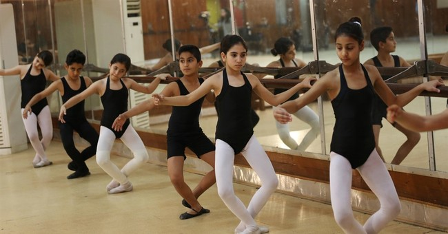 Iraq's only ballet and music school faces funding crisis