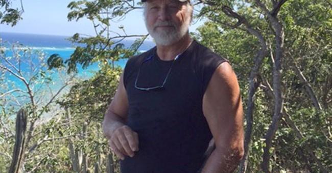 A Michigan sailor's ordeal at sea off Puerto Rico