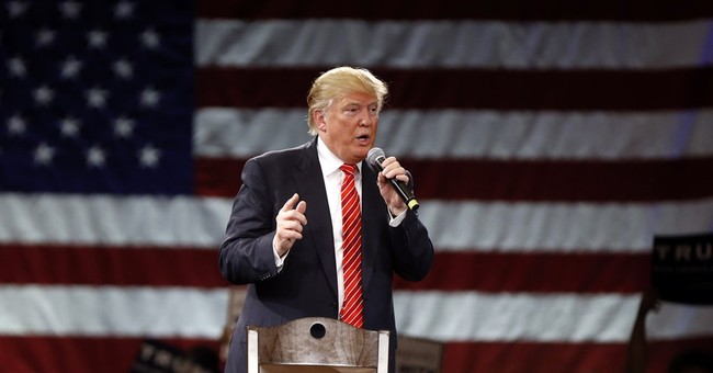 Trump as GOP presidential nominee could lean on party money
