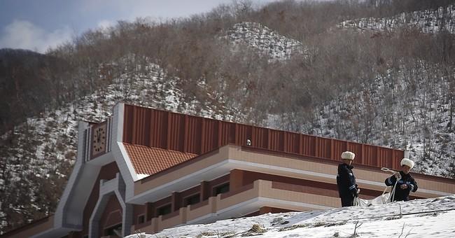 N. Korean ski resort's amenities defy UN luxury-imports ban