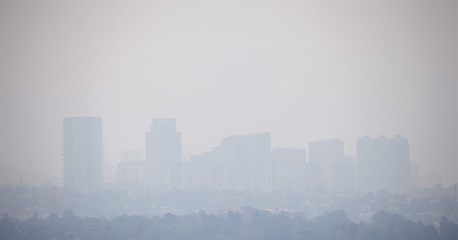 Air pollution alert for greater Mexico City lifted