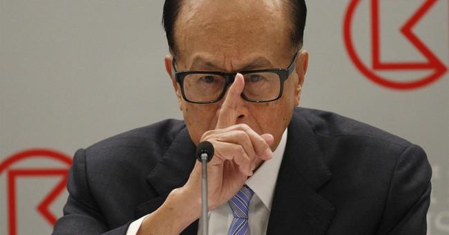 Hong Kong tycoon Li will invest less if UK leaves EU