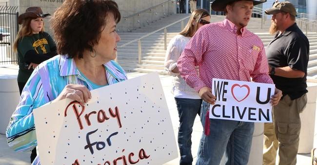 Bundy loses bid for release ahead of federal trial in Vegas