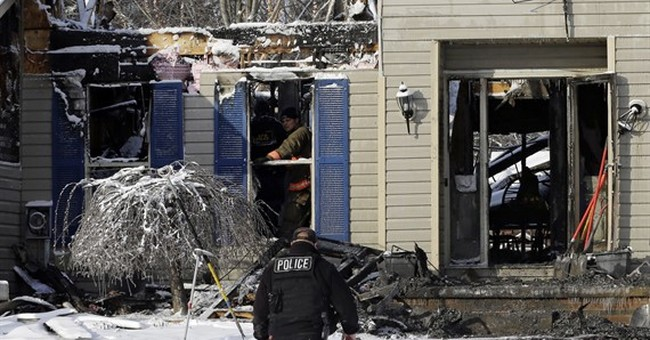 2 girls, mom dead before Ohio house blast that killed dad