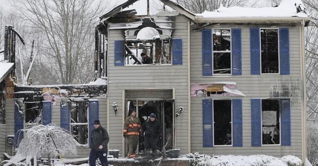 2 girls, mom dead before Ohio house blast that killed dad