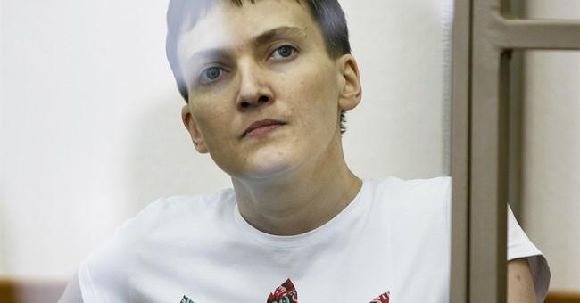 Kremlin: Putin resists Obama's call for Savchenko release