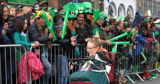 NYC St. Patrick's Day Parade rings in new era of inclusion