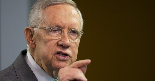 Senate Dem leader accuses GOP of 'moral cowardice' on Trump