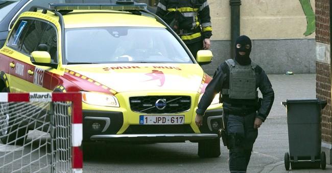 Top fugitive in Paris attacks captured during Brussels raid