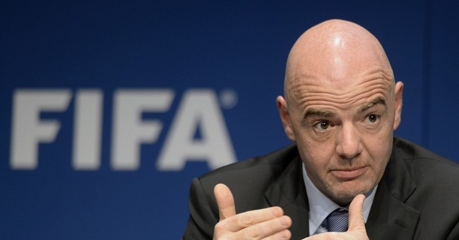 FIFA inks WCup deal with Chinese sponsor linked to Blatter
