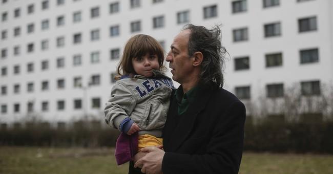 'My breath is my children': Flight from Syria splits family