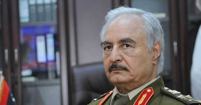 Unity government aims to save Libya, but has to get in first