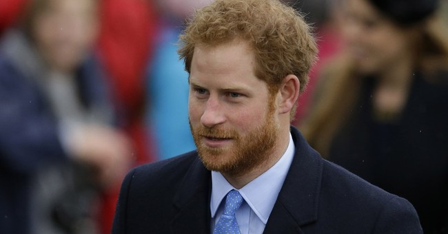 Prince Harry: I hope Diana looking down is proud of our work