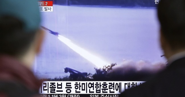 Seoul: North Korea fires ballistic missile into sea