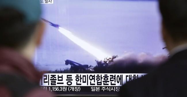 N. Korea fires ballistic missile into sea, ignoring UN ban